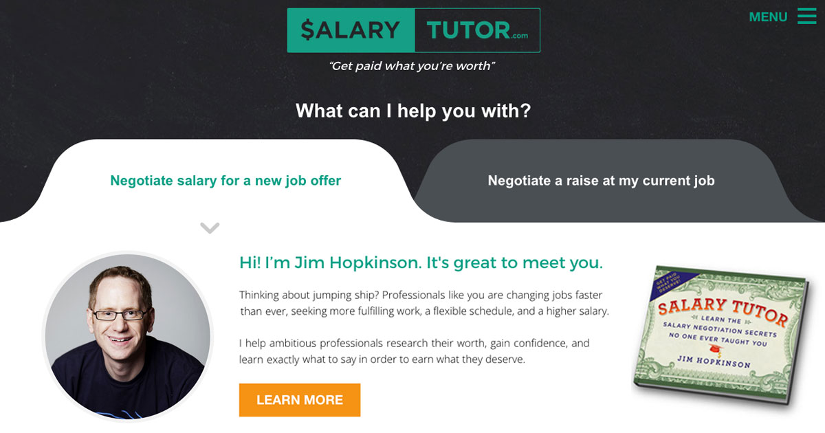 salary tutor